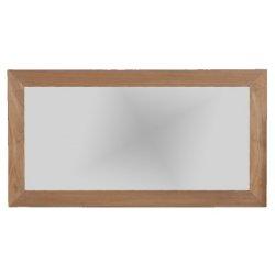 Teak spiegel 'Tiel' 150 bij 80 cm
