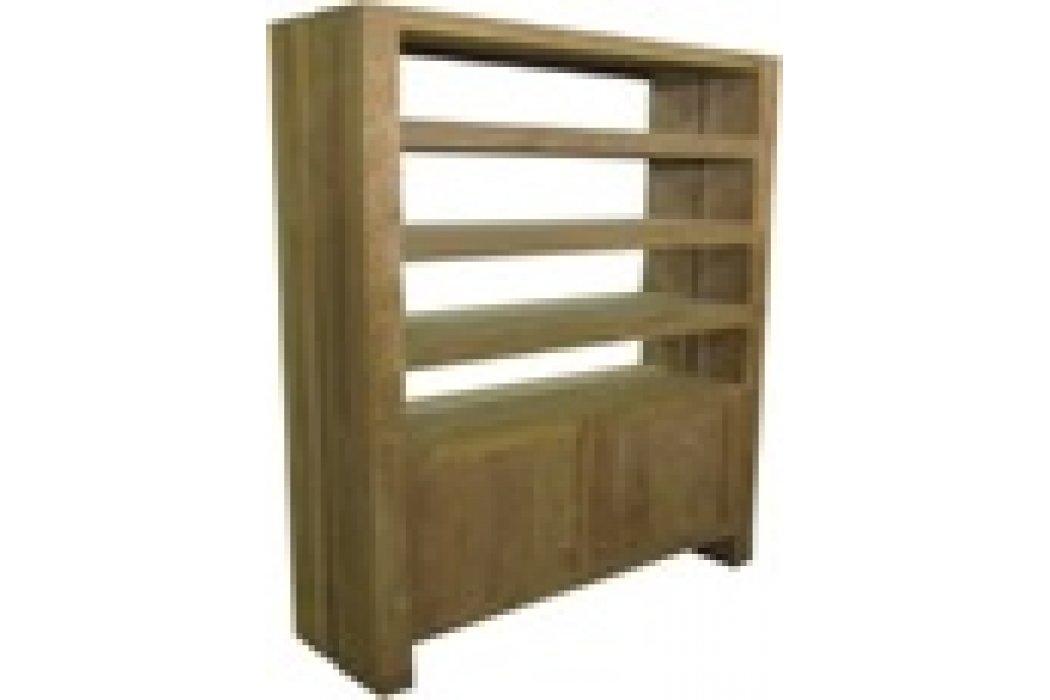 Kast Met Planken : Teak kast boekenkast wandkast cm assen deuren planken