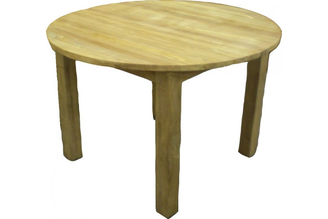 Eettafel rond 140 cm for Eettafel rond