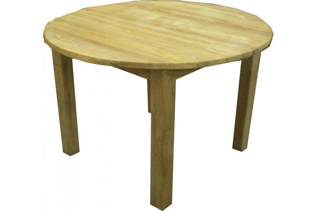 Eettafel rond 160 cm for Eettafel rond