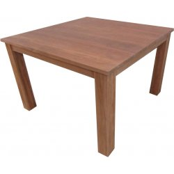 Eettafel vierkant 140x140cm