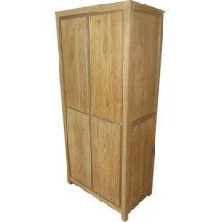Wandkast met 4 massieve deuren
