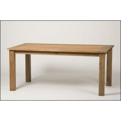 Summer Garden Texas old teak tafel 160x90 cm